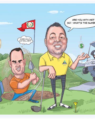 digitally drawn caricaturesdigitally drawn caricatures